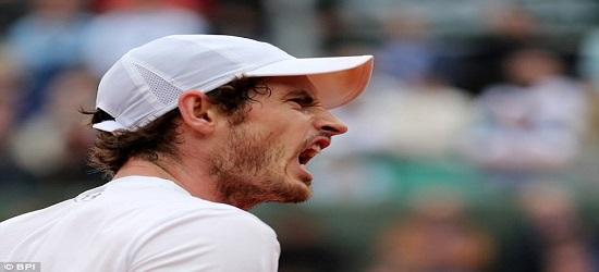 Wimbledon 2016 - Andy Murray First Round - 2