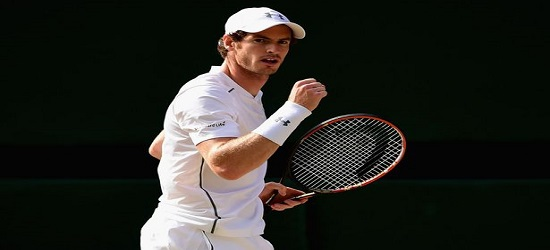 Wimbledon 2016 - Andy Murray First Round - Main