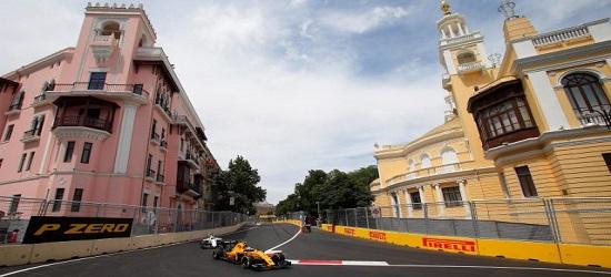 F1 - Baku Banner 1