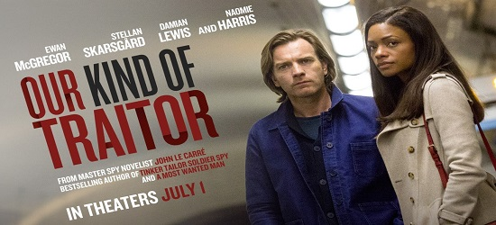 Our Kind Of Traitor - Banner