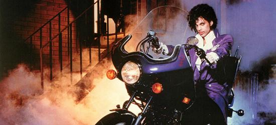 Prince - Purple Rain - Banner 3