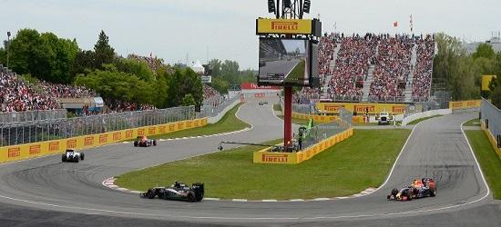 F1 - Canada Banner