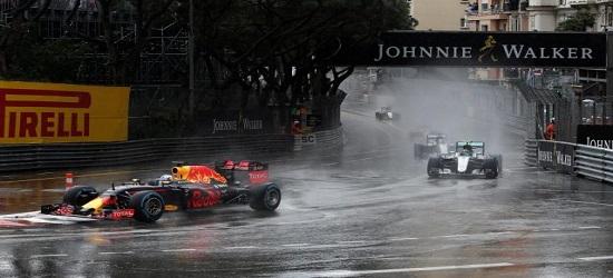 F1 - Monaco Banner
