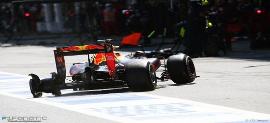 F1 - Daniel Ricciardo - Bottom Banner 5