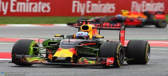 F1 - Daniel Ricciardo - Banner 6