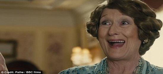 Florence Foster Jenkins - Banner 4