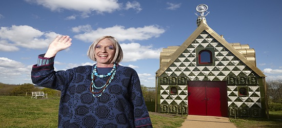 Grayson Perry Dream House - Banner 6