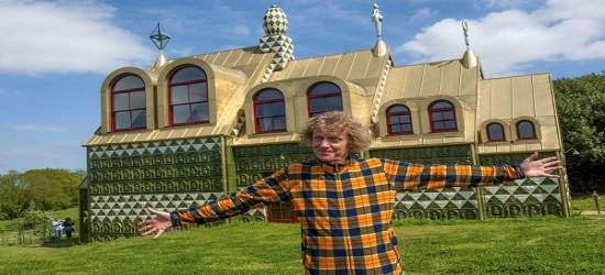 Grayson Perry Dream House - Banner 7