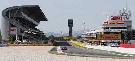 F1 - Spanish Grand Prix - Banner