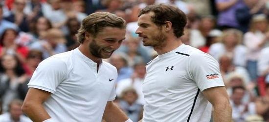 Wimbledon 2016 - Andy Murray - First Round Banner