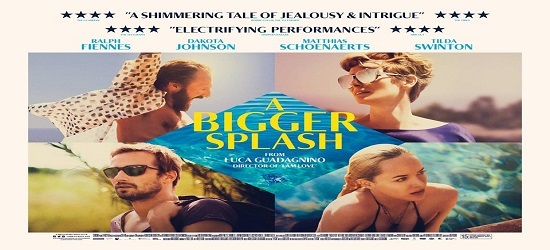 A Bigger Splash - Banner 2