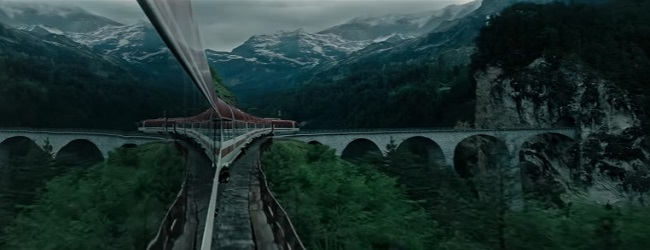 A Cure For Wellness - Banner 5