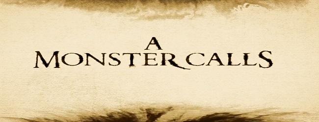 A`Monster Calls - Banner 1