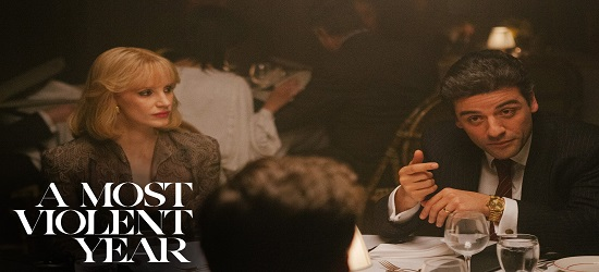 A Most Violent Year - Banner