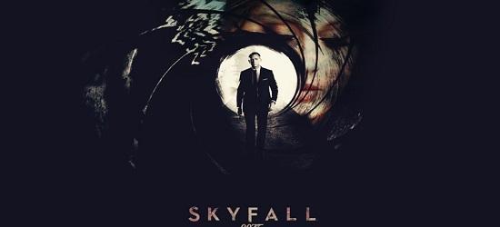 007 - Skyfall - Banner 3