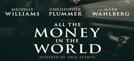 Films - All the Money In The World - Banner Main