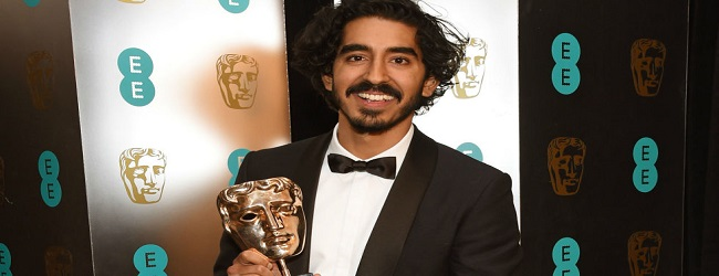 BAFTA\'s - Dev Patel - Banner Bottom