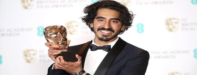 BAFTA\'s - Dev Patel - Banner