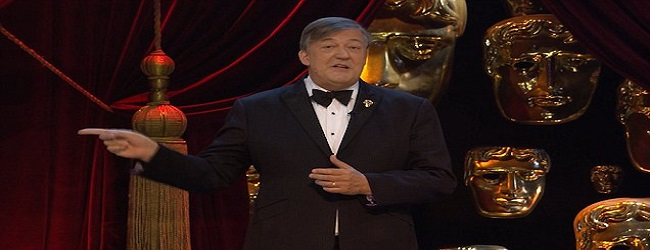 BAFTA\'s - Stephen Fry - Banner