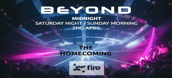 Beyond - The Homecoing - Banner 2