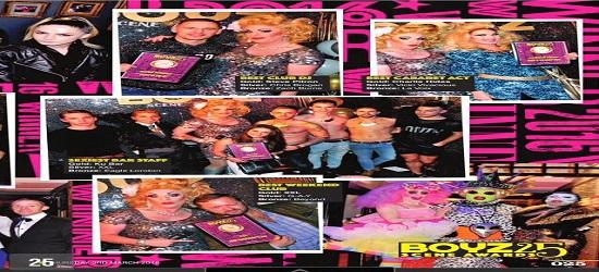 Boyz Awards - Mag Page 1