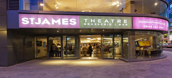 Brand Image - St James Theatre - Banner Size