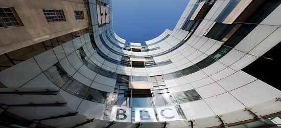 BBC Broadcasting House - Cover