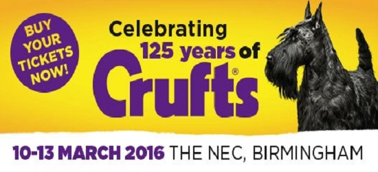 Crufts - Banner 1