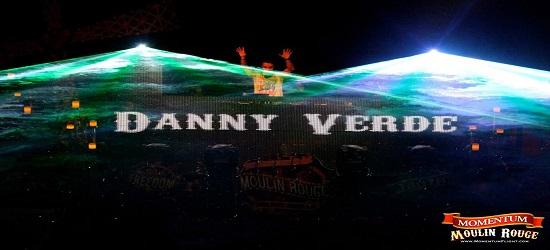 Danny Verde - Header Banner Main
