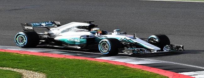F1 2017 Cars - 1