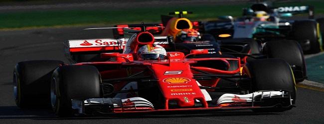 F1 - Australia - Header 1