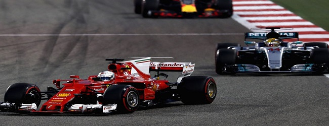 F1 - Bahrain - Header 2