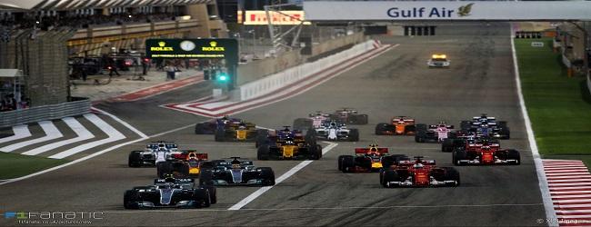 F1 - Bahrain - Header 3