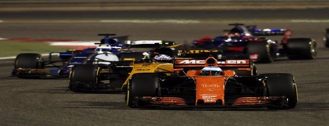F1 - Bahrain - Header 4