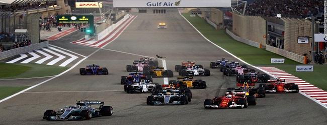 F1 - Bahrain - Panel 1