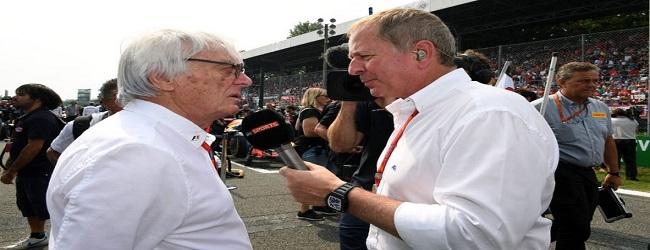F1 - Bernie Ecclestone - Banner 2