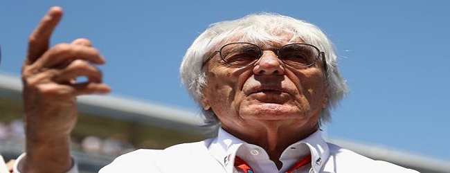 F1 - Bernie Ecclestone - Banner 3