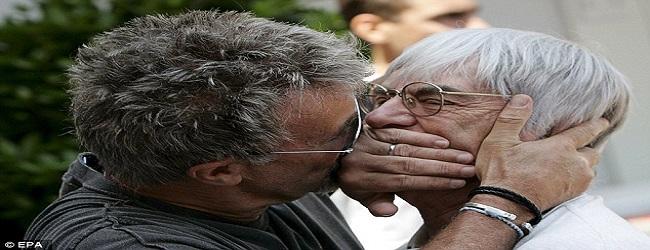 F1 - Bernie Ecclestone - Banner Main
