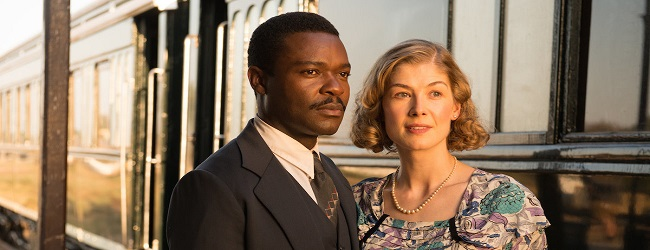 Film Newsletter - A United Kingdom - Banner