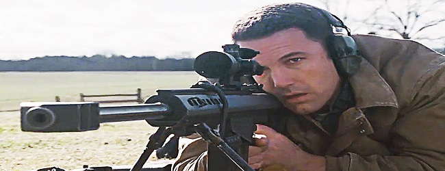 Film Newsletter - The Accountant - Banner