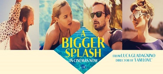 A Bigger Splash - Banner Main