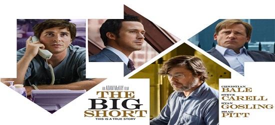 Films - The Big Short - Banner