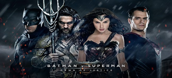 Batman vs Superman - Banner