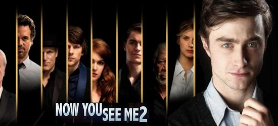 Now You See` Me 2 - Banner 1