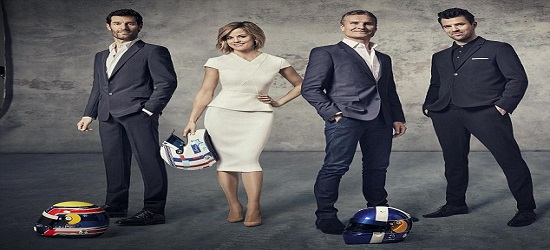 Formula One - Channel 4 Banner 2