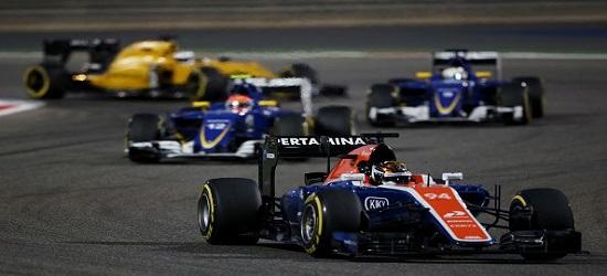 Formula One - Bahrain 1