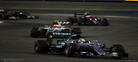 Formula One - Bahrain 2