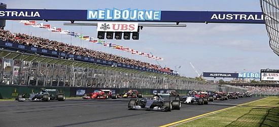 Formula One - Melbourne 1