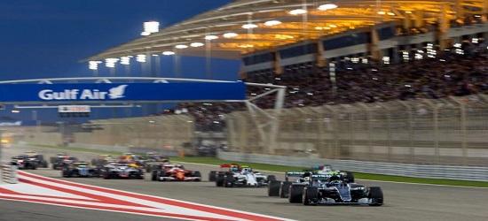 Formula One - Bahrain 3