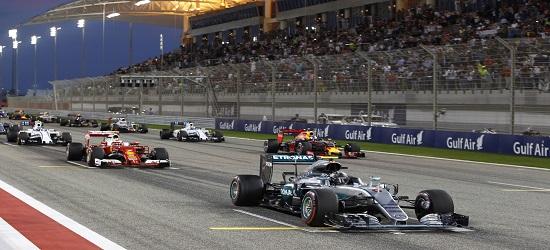 Formula One - Bahrain 4